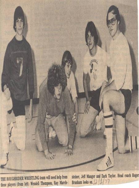 1977 Captains
