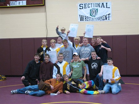 2006 Sectional Champions
