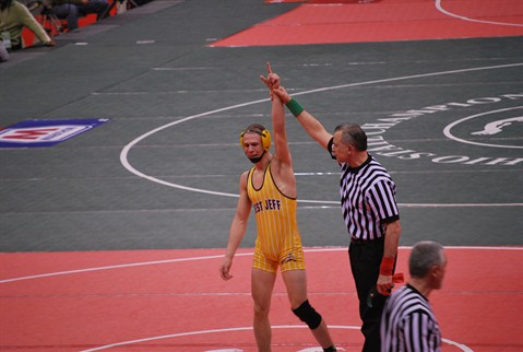 Gennar Feucht - 2013 132 lb. OHSAA State Champion