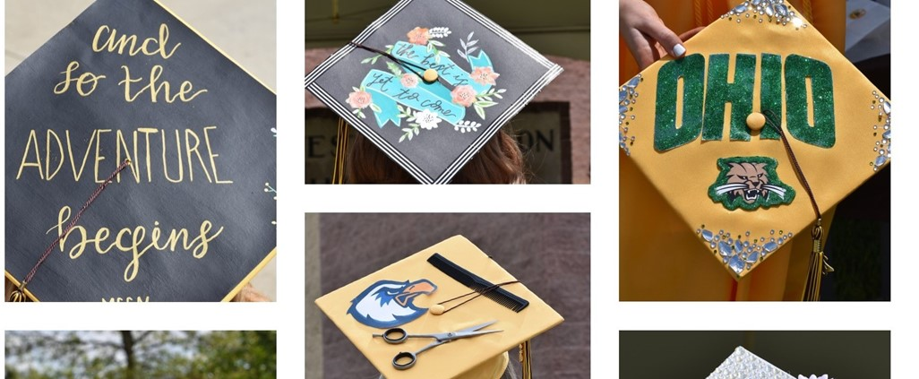 High School Graduation Caps