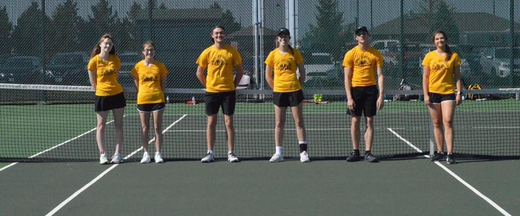 HS Tennis Team