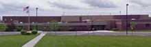 Front of High School and Middle School